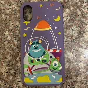 monster inc iphone xs case